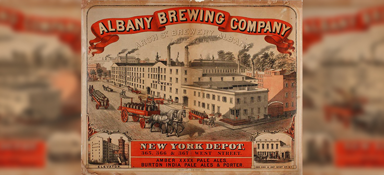 The Historical Brewery Tour of Albany (Proposal)